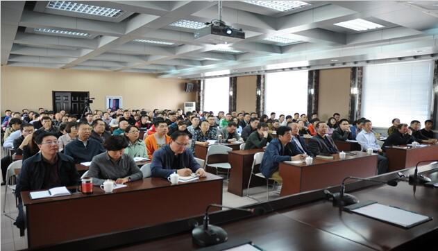 内蒙古计量院组织强制检定业务知识培训