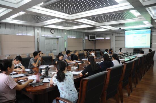 内蒙古计量院举办车辆管理系统升级培训