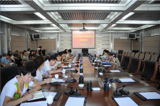 内蒙古计量院顺利通过CNAS换证复评审核现场评审