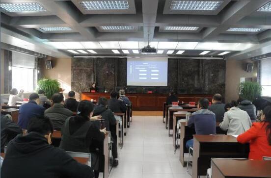 内蒙古计量院举办普法宣传讲座