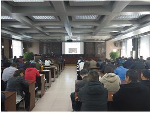 内蒙古计量院举办交通与消防安全知识讲座