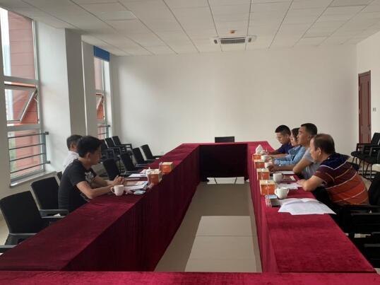 云南省计量测试技术研究院到内蒙古计量院参观调研
