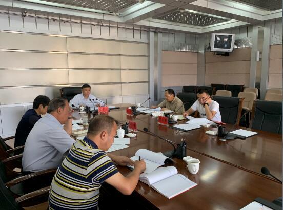 内蒙古计量院召开对照党章党规找差距专题会议