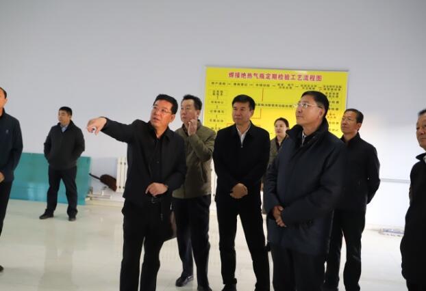 自治区市场监管局副局长吕金华到锡林郭勒盟调研..
