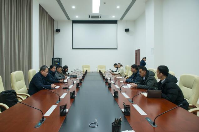 辽宁省检验检测认证中心到内蒙古计量院参观调研