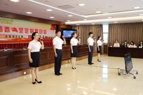 内蒙古计量院参赛队在自治区市场监管局组织的演..