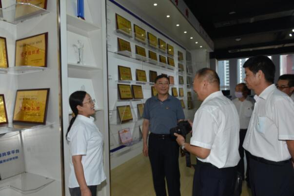 自治区计量测试研究院与自治区人民防空办公室联..